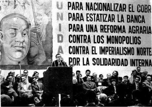 Así hundió la economía chilena Salvador Allende, el marxista-leninista al  que admira Iglesias - Libre Mercado