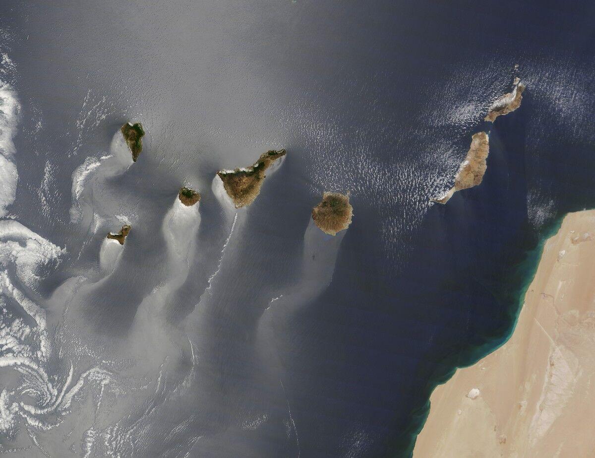 Marruecos pretende apropiarse de aguas de Canarias mientras España ...