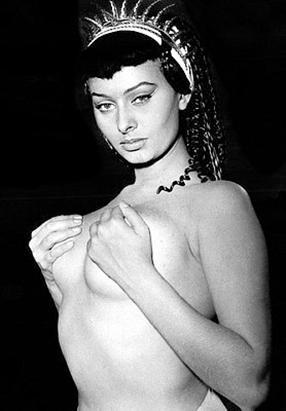 Sophia Loren La Belleza Italiana Chic