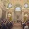 Una imagen del salón de columnas del Palacio Real