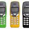 Nokia 3210 (1999) :