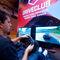 'DriveClub': El simulador de conducción DriveClub es una de las apuestas para este año en cuanto a juegos de coches se refiere. En la feria Madrid Games Week los asistentes pudieron disfrutar de este juego.