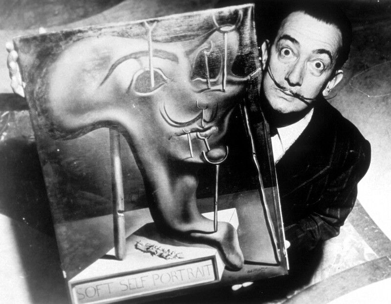 Picasso Y Buñuel Dieron La Espalda A Dalí Libertad Digital