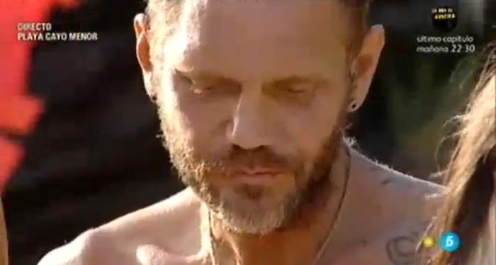 Nacho Vidal En Supervivientes Imagen De Television