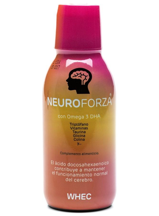 Neuroforza, un jarabe español para mejorar la memoria y la concentración