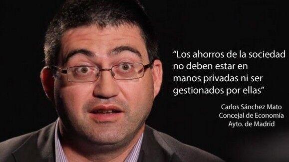 Diez Frases Del Concejal De Hacienda De Carmena Los