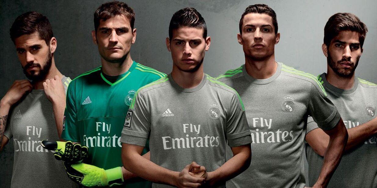 0625a175c0057 Casillas comanda la presentación de las nuevas camisetas del Real Madrid-  Libertad Digital