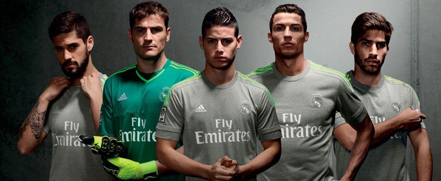Casillas comanda la presentación de las nuevas camisetas del Real ... 8115aa17b871d