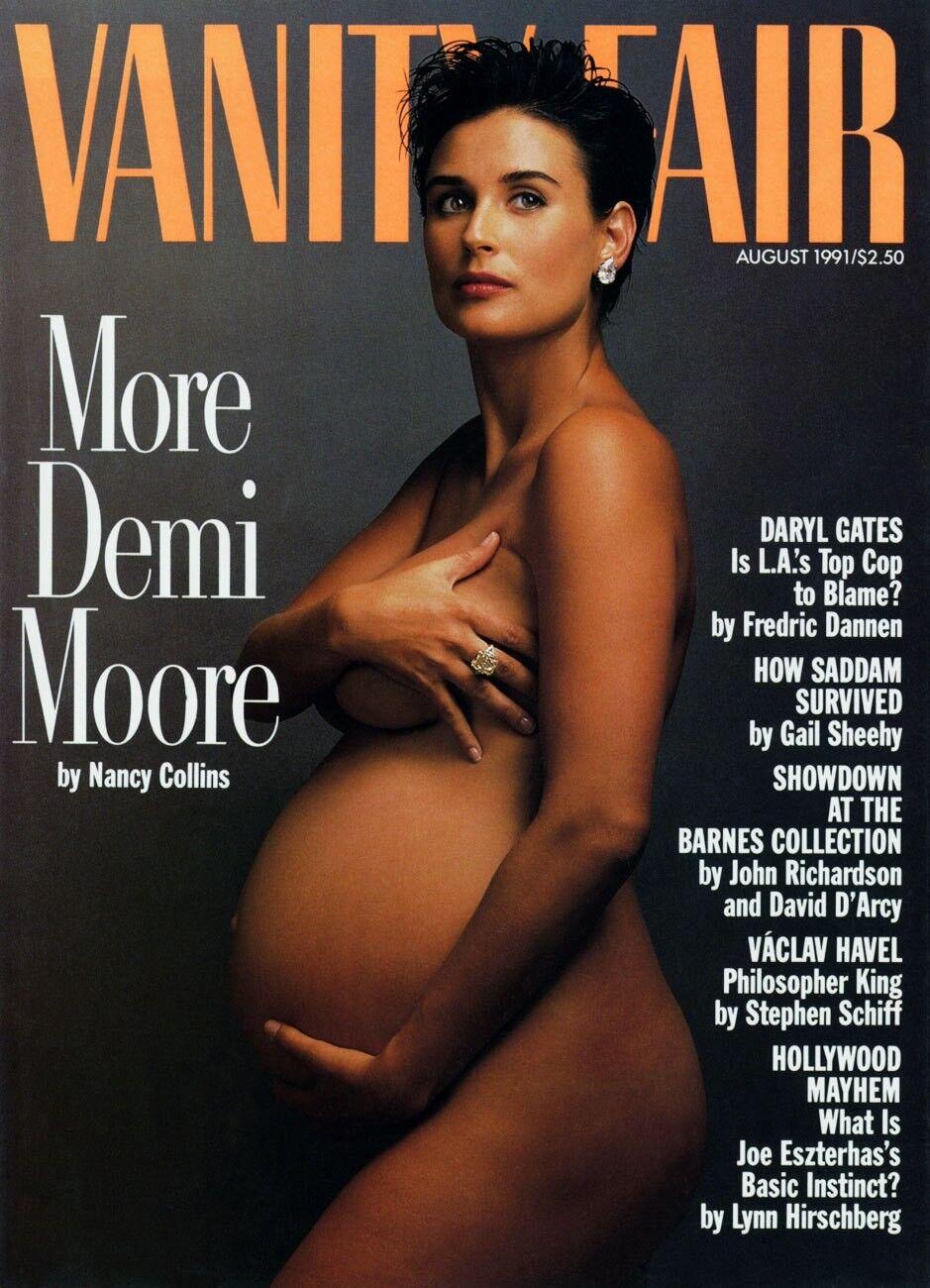 El erótico y tempestuoso pasado de Demi Moore Demi-moore