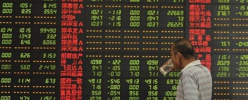 Lunes Negro 2007 ChinaLa Desde Desplome Bolsa Mayor Sufre Su En CrothQxBsd
