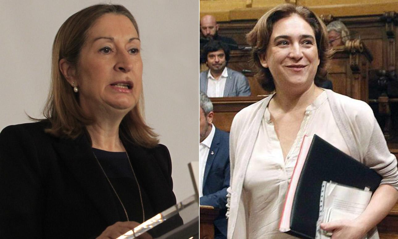 Ada Colau En Porno quién era ada colau.activista de profesión y quien es ahora