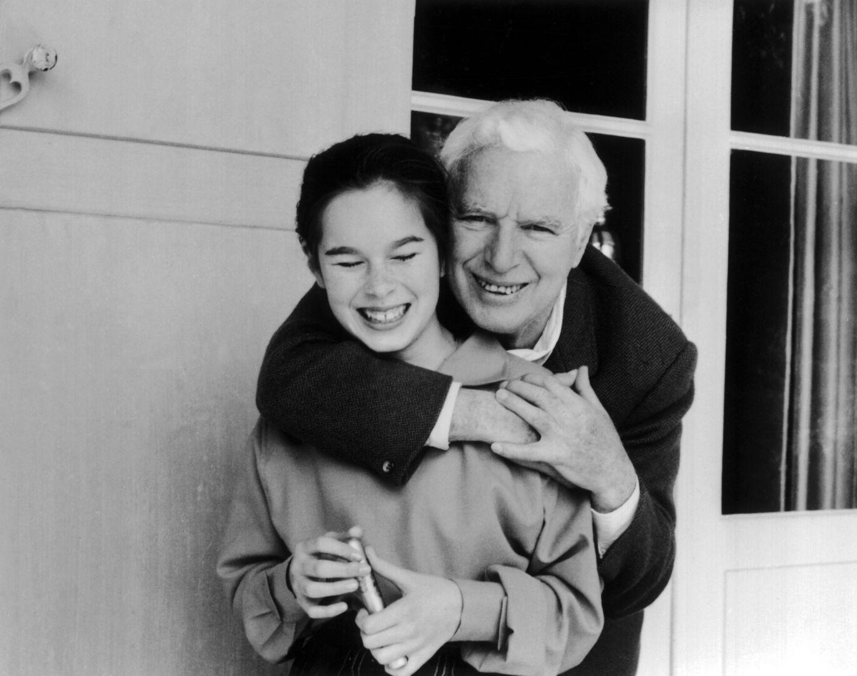 Geraldine Chaplin Y La Película Que Charlot Ya No Pudo Rodar