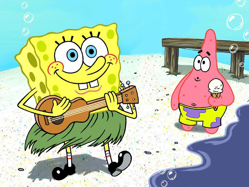 Fondo musical de bob esponja
