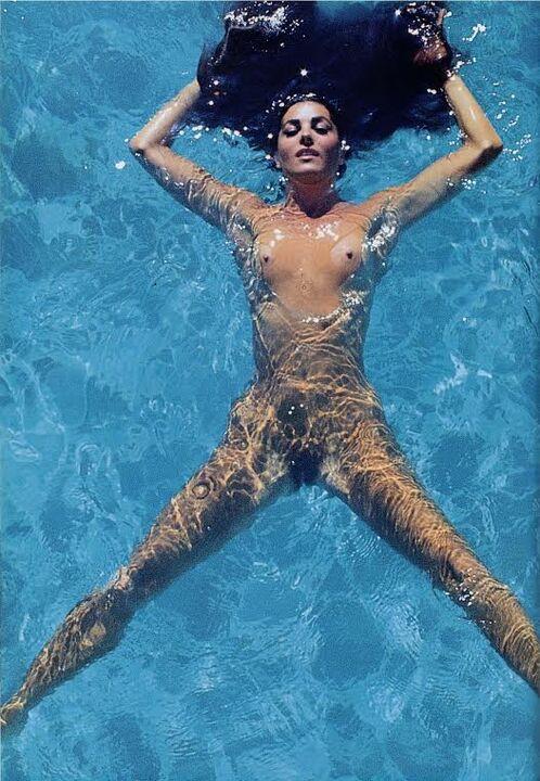 Raquel Los Años 70 De Playboy Null