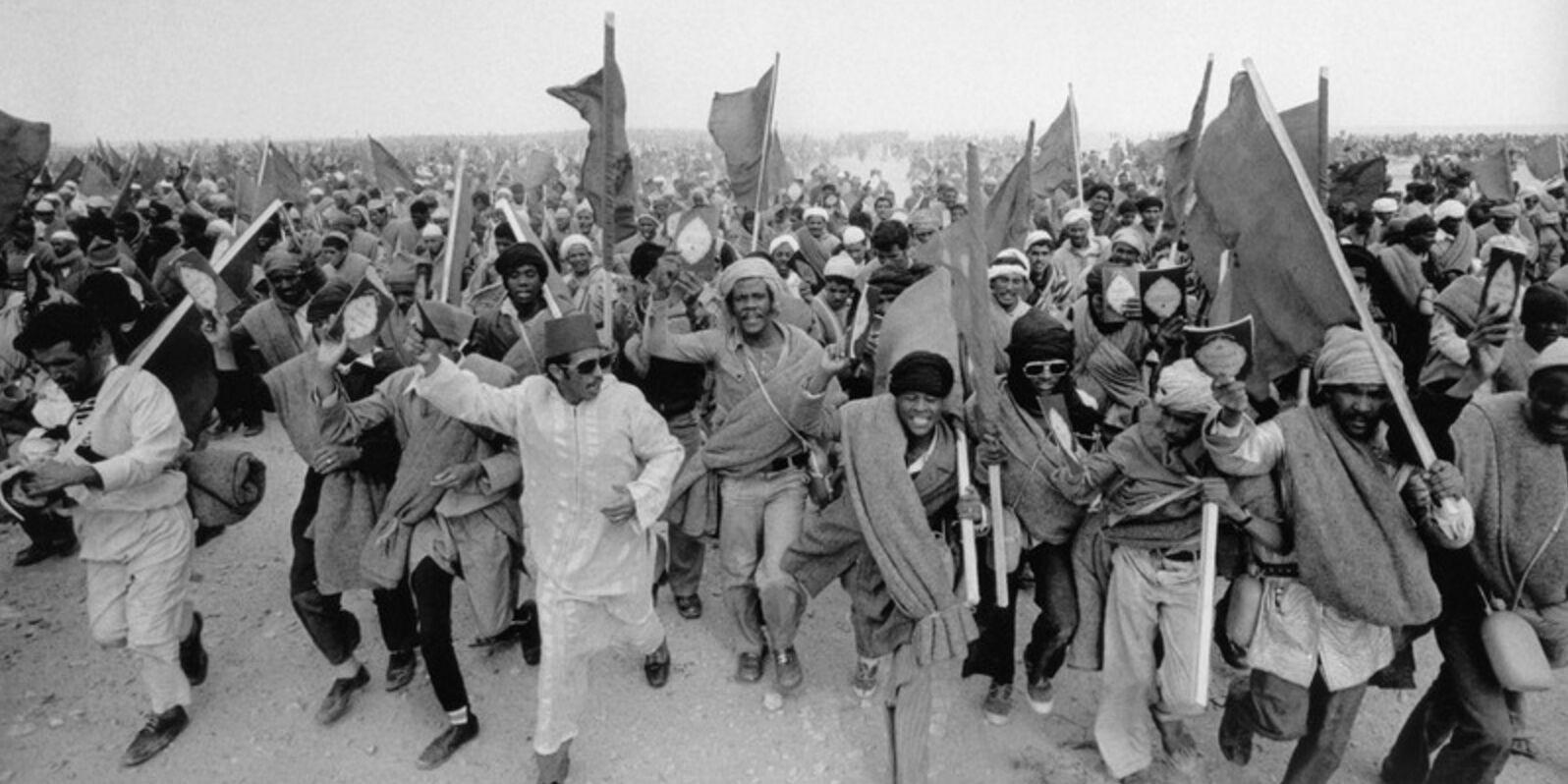 """Resultado de imagen de Ejército español se retira del Sáhara."""""""