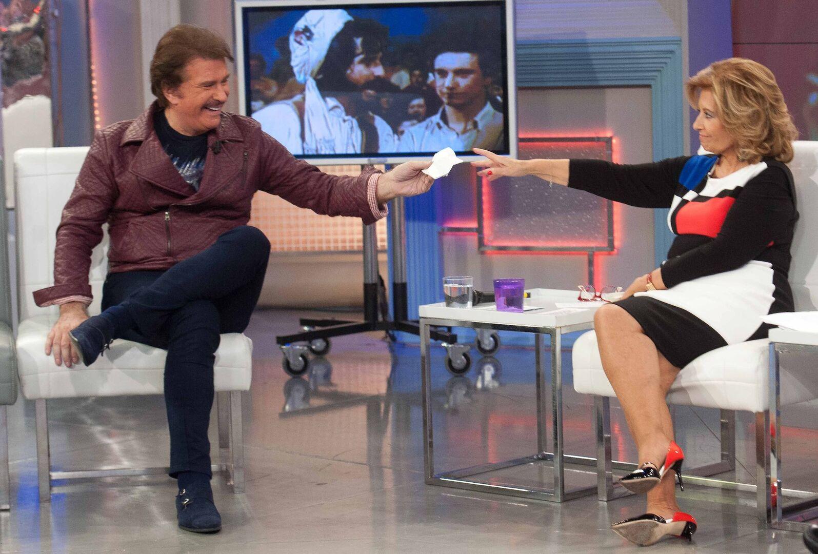 Está celosa María Teresa Campos? Chic