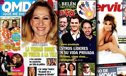 Interviú Noticias Reportajes Vídeos Y Fotografías Libertad Digital