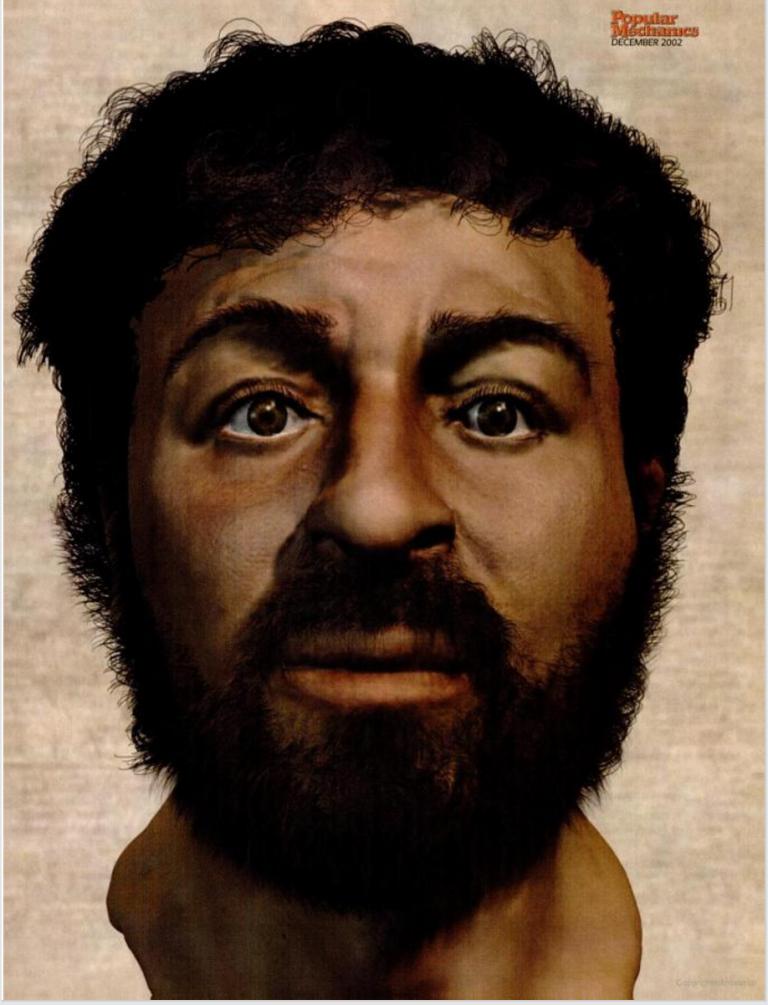Científicos Británicos Aseguran Que Jesús De Nazaret Era Negro