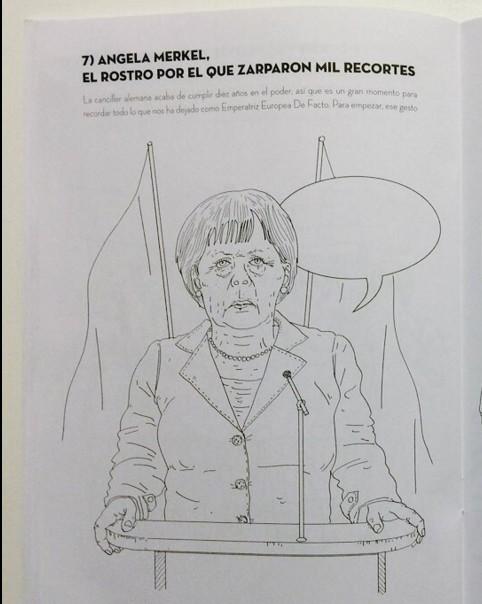 Fnac regala un libro anticapitalista para colorear a Varufakis ...