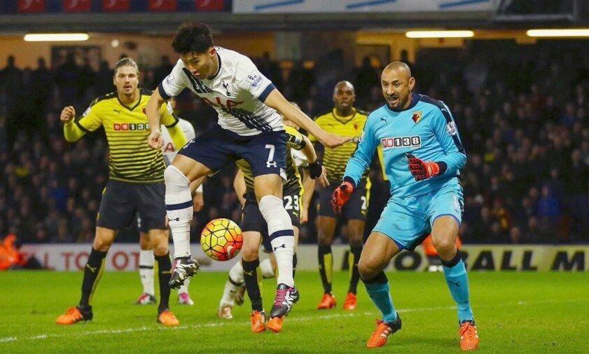 Tottenham Watford