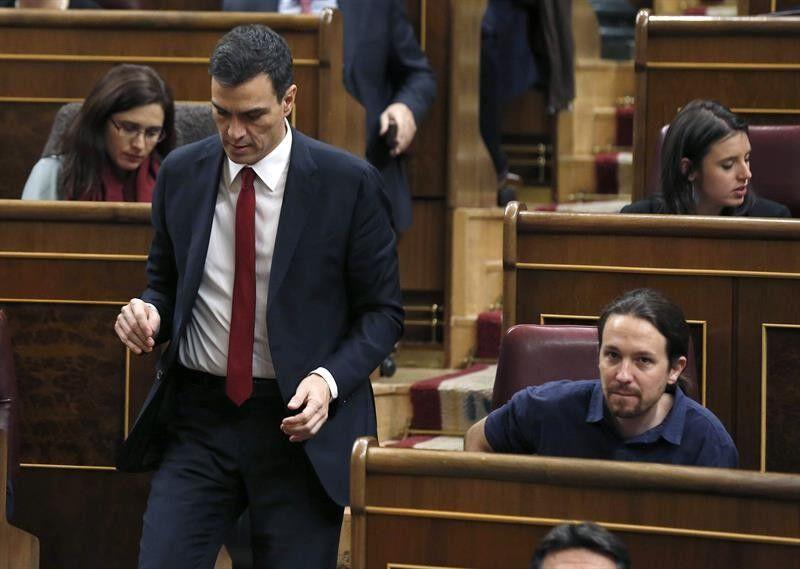 Resultado de imagen de gobierno Sánchez Iglesias