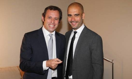 ¿Cuánto mide Sandro Rosell? Rosell-guardiola-050216