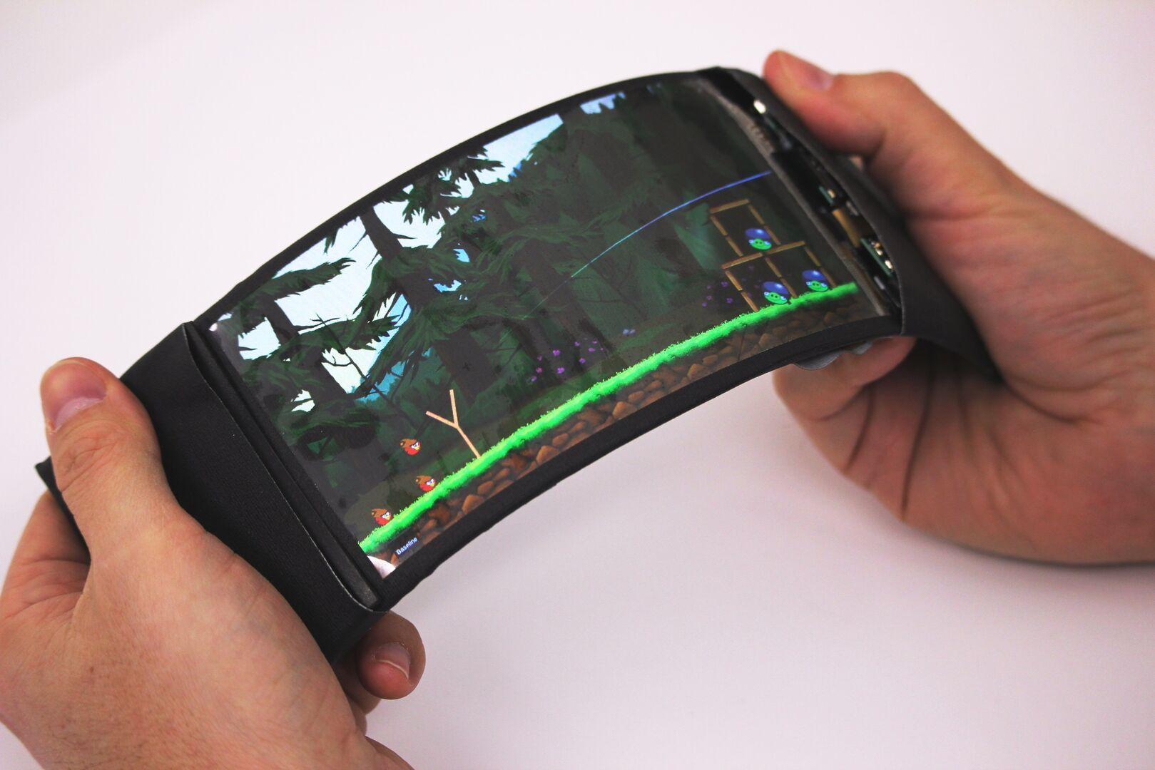 7d3c6e048699 La pantalla que probablemente tendrás en el móvil en el futuro ...