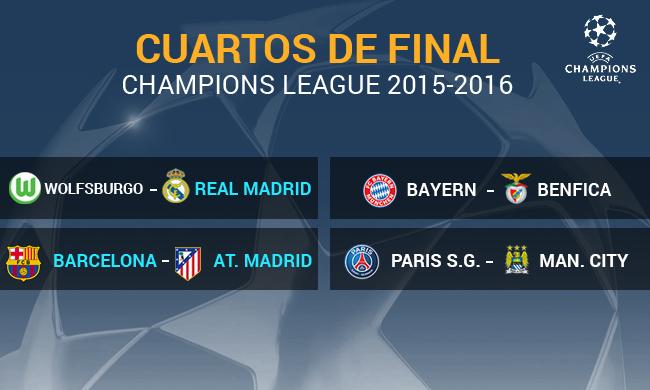 La suerte vuelve a sonreír al Madrid en el sorteo de Champions ...