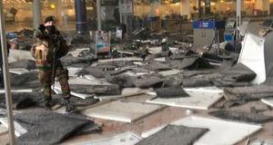Resultado de imagen para imagenes atentado bruselas
