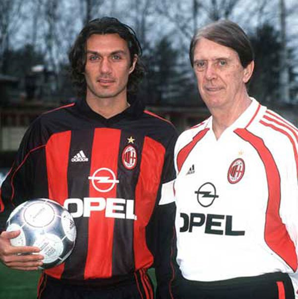 ¿Cuánto mide Paolo Maldini? - Altura - Real height Paolo-Cesare-Maldini-Milan