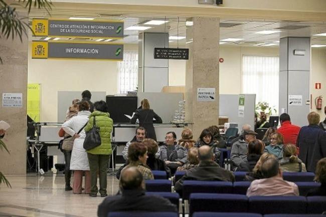 La seguridad social pierde afiliados en noviembre for Oficinas seguridad social