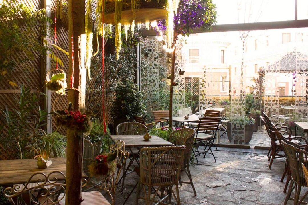 El Jardín Secreto de Salvador Bachiller - Jardines secretos para ...