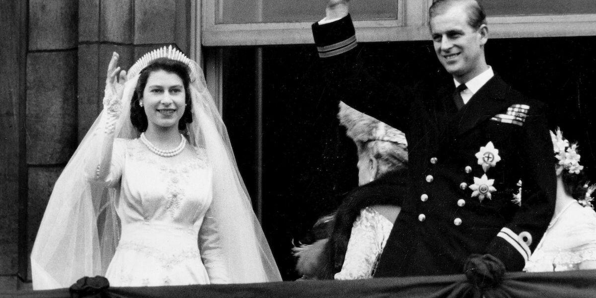 Isabel De Inglaterra Y Felipe De Edimburgo 70 Felices Anos De Infidelidad Chic