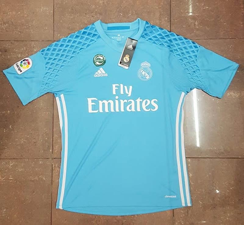Camiseta Real Madrid Navas