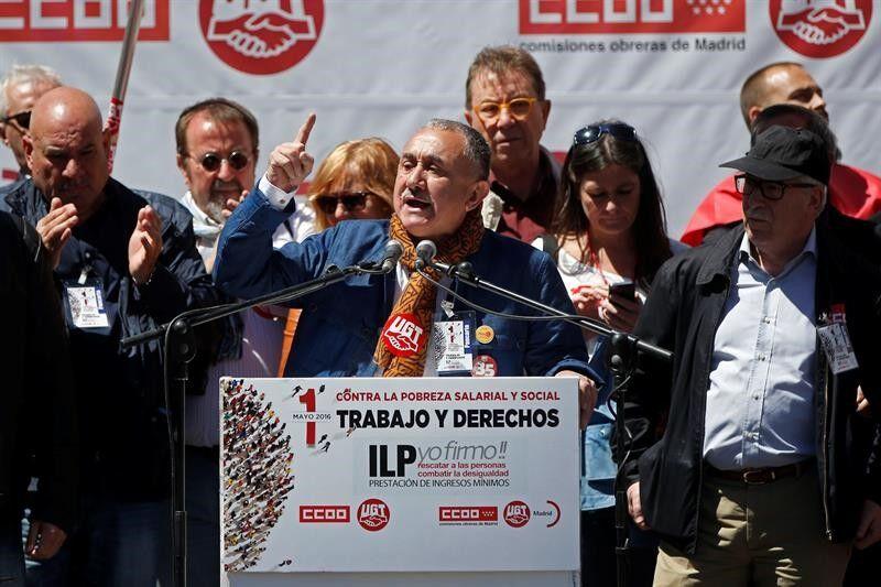 El millonario fraude de UGT en Andalucía: desvió el 64% de las subvenciones que recibió de la Junta entre 2009 y 2013