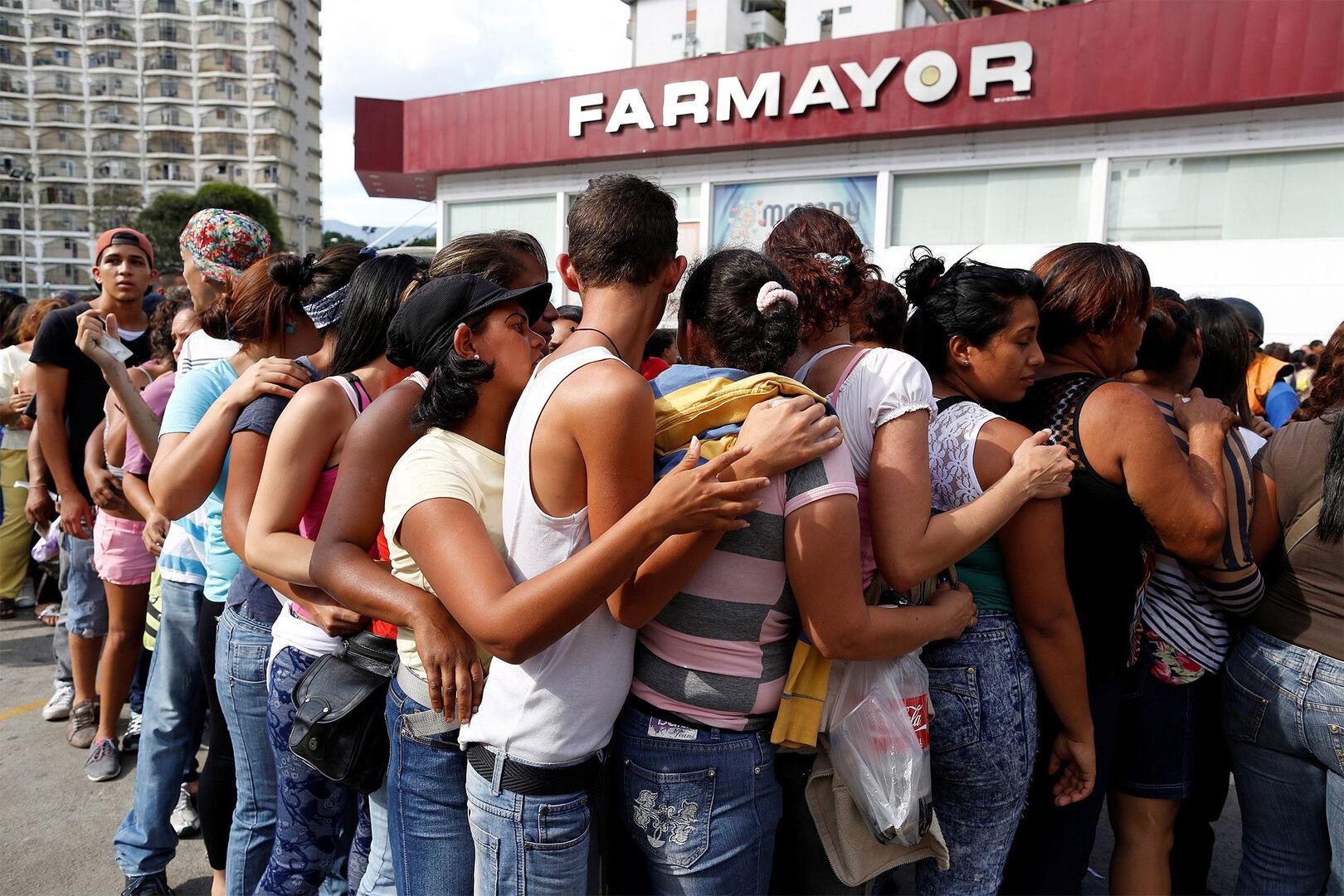 El salario mínimo en Venezuela se desploma hasta los 1,8 euros al mes