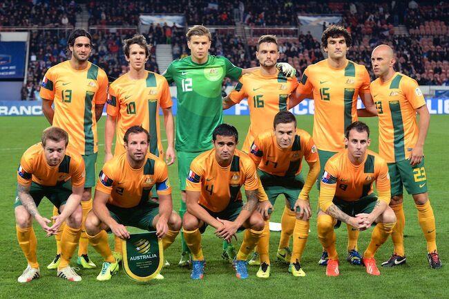 Resultado de imagen para federacion futbol australia