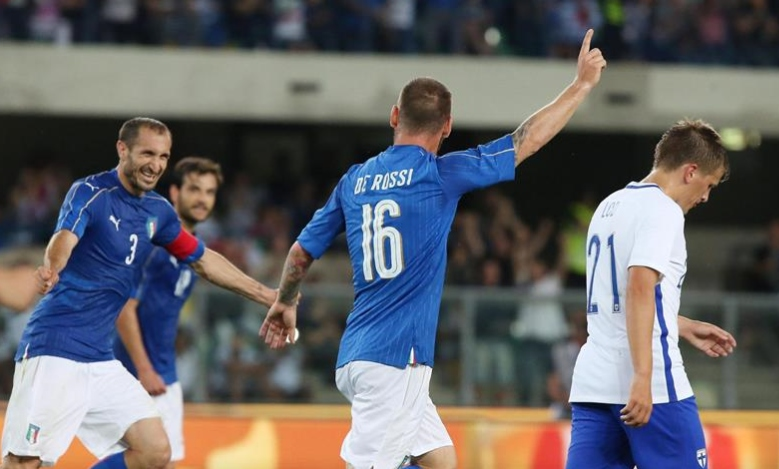 68f434a12f Italia vence a Finlandia en el último amistoso antes de la Eurocopa ...
