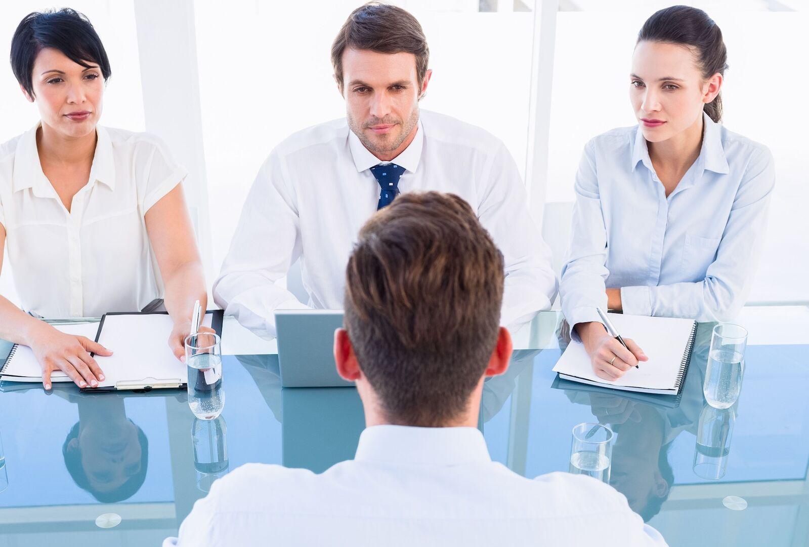Las seis preguntas más frecuentes en una entrevista de trabajo