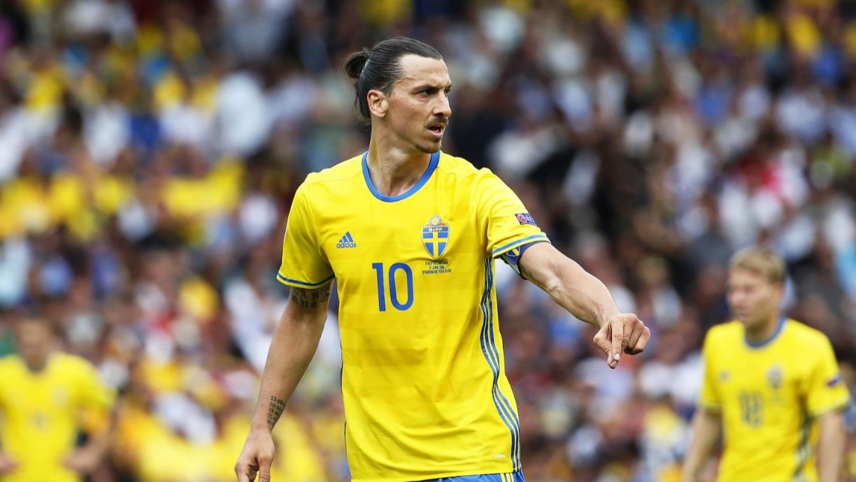 Ibrahimovic vuelve a la selección de Suecia