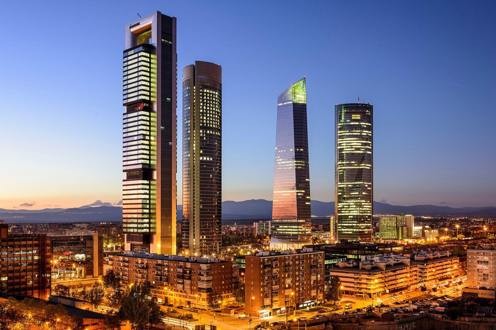 Ahora mismo madrid no es una alternativa para las grandes empresas libre mercado Empresa construccion madrid