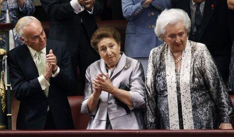 foto de La infanta doña Margarita de Borbón sigue en silla de