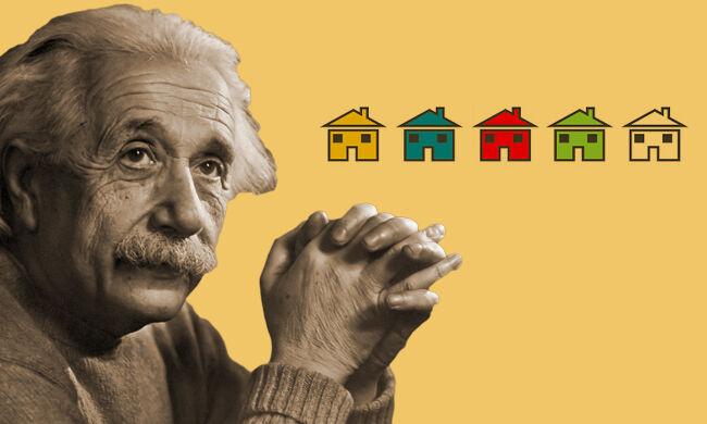 Te Atreves El Acertijo De Einstein Que Solo Un 2 De La Poblacion
