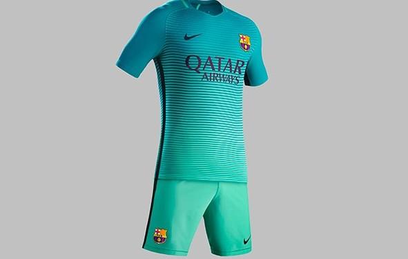 equipacion Barcelona nuevas