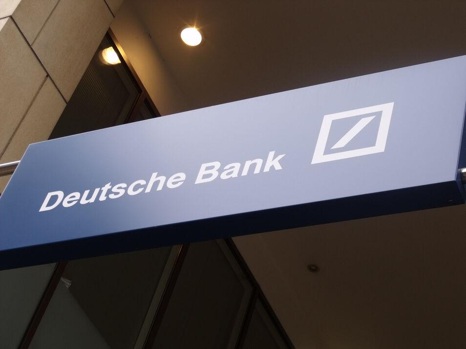 Daniel Rodríguez Asensio - ¿Será Deutsche Bank el nuevo Lehman?