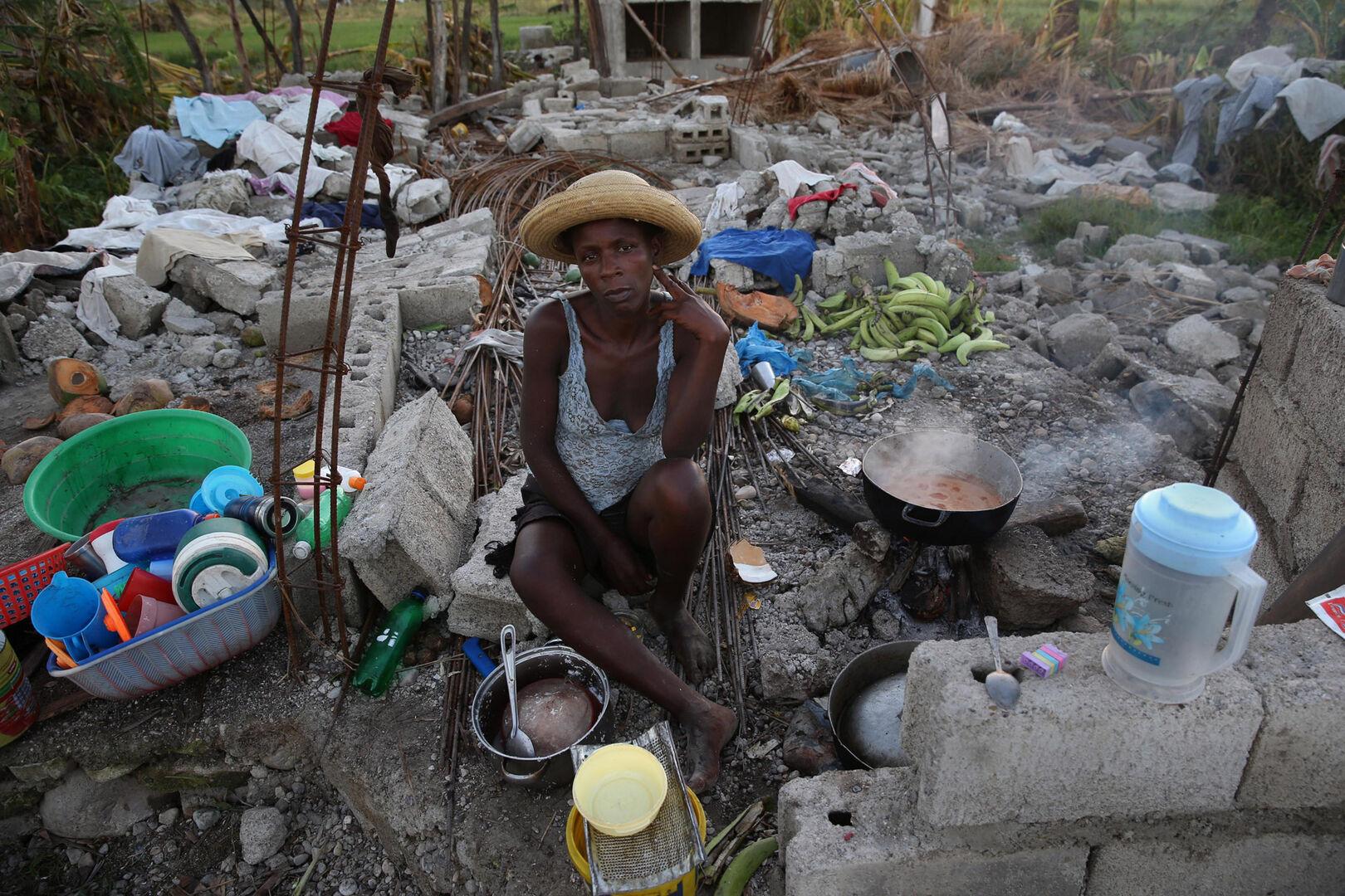 Resultado de imagen para MUERTOS EN HAITI