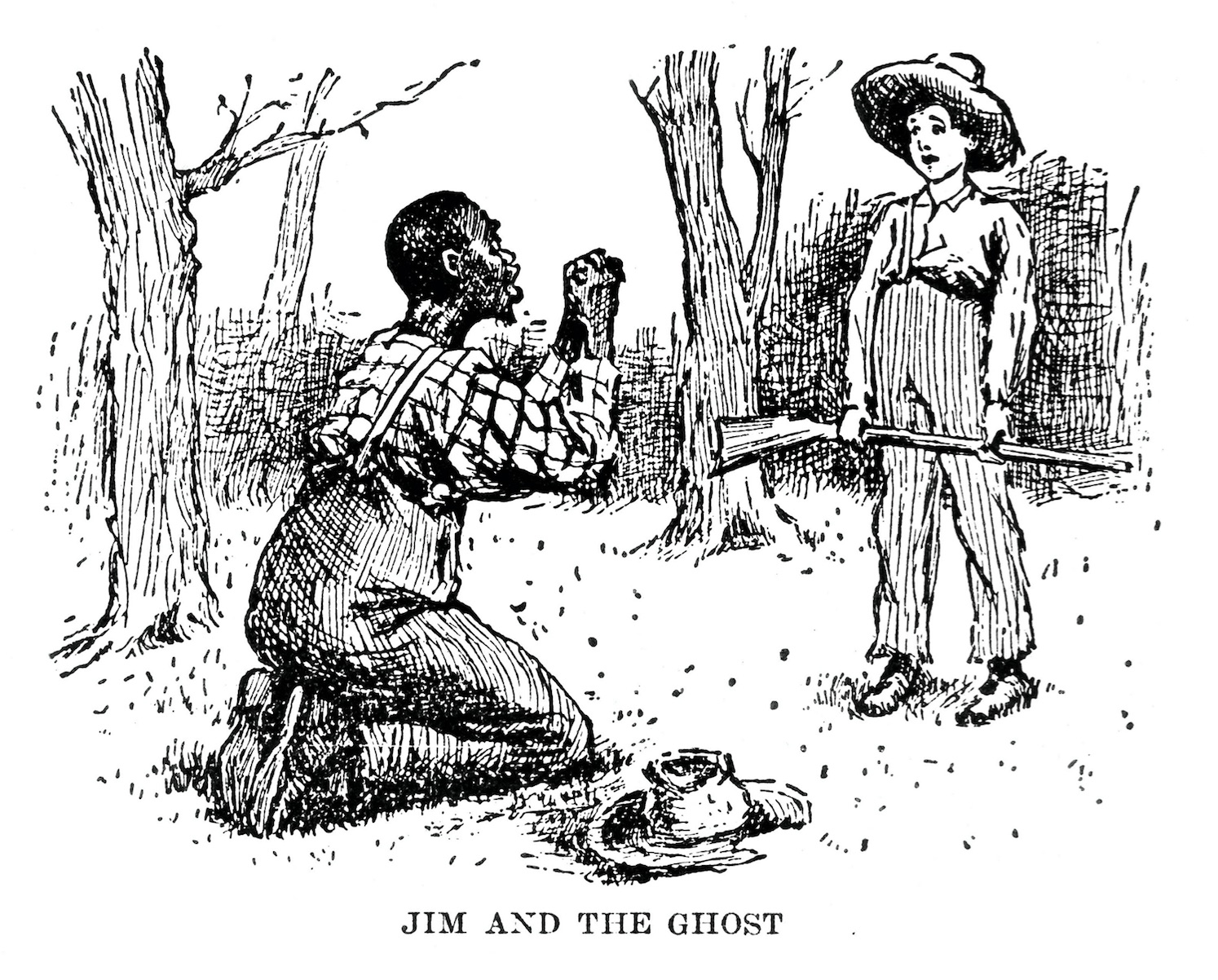 racism in huckleberry finn The adventures of huckleberry finn is not a racist novel, nor is mark twain a racist author the novel was a satire on slavery and racism, that, as well as raising social awareness, was also one of the best american novels of all time.