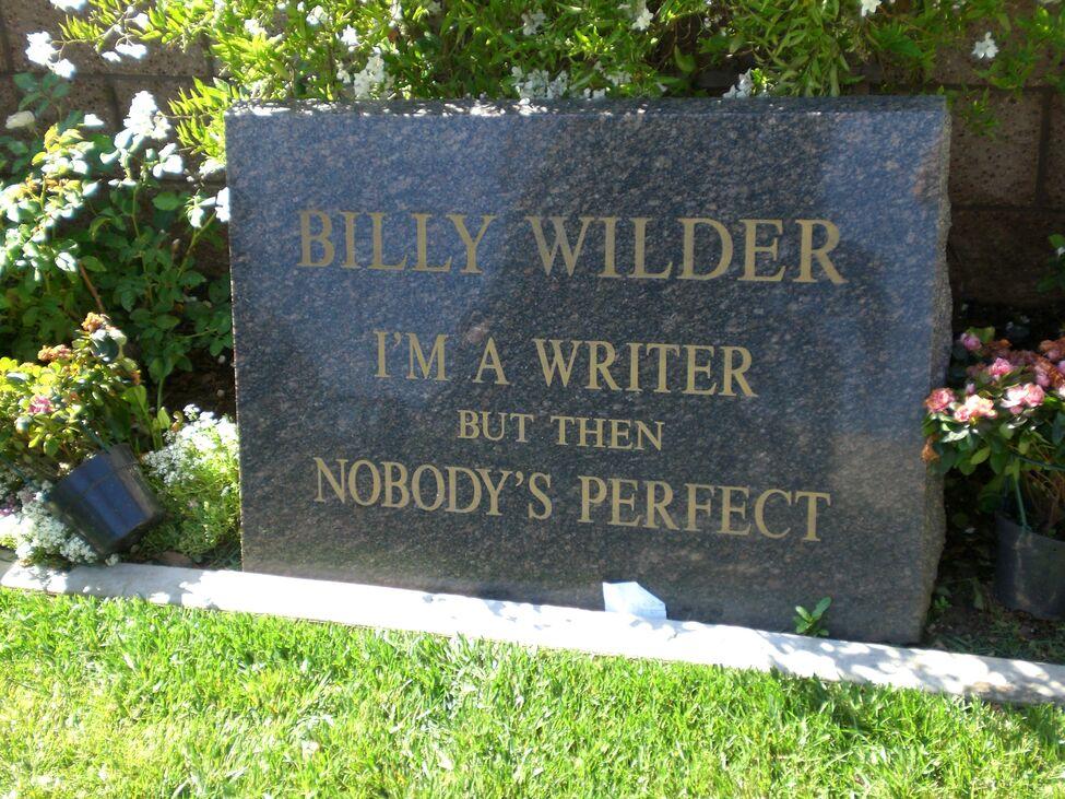 BILLY WILDER Tumbabillywilder