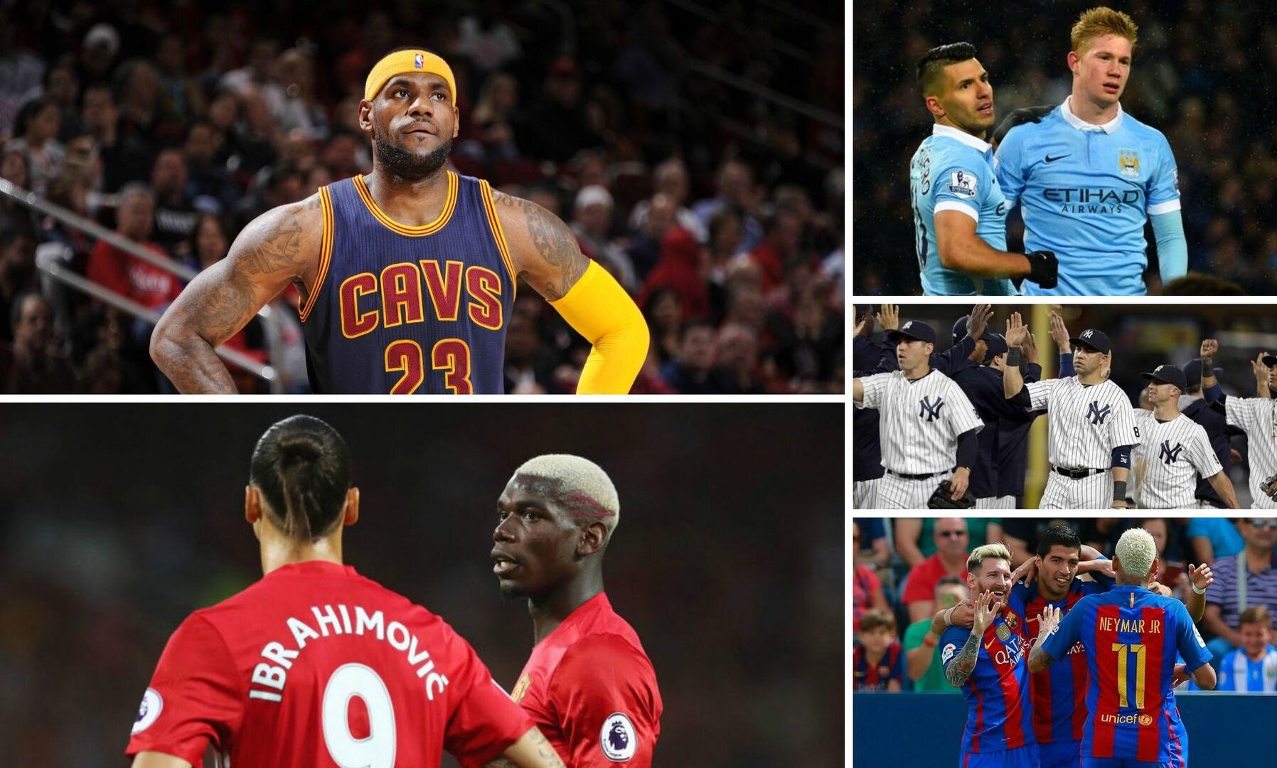 Cuanto Pagan Los Clubes A Sus Jugadores Los Salarios Del Deporte