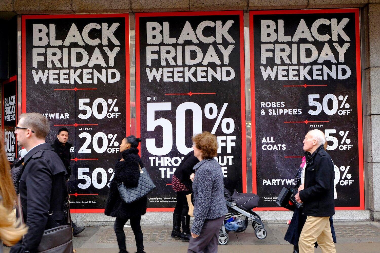 De Donde Viene Realmente El Black Friday Libre Mercado